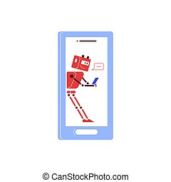 Chatbot Service Icon