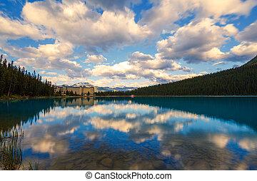 Lake Louise in Banff, Alberta, Canada