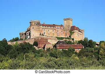Chateau Castelnau-Bretenoux