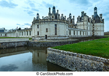 Chateau Chambord  (France).