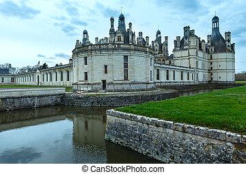 Chateau Chambord  (France).