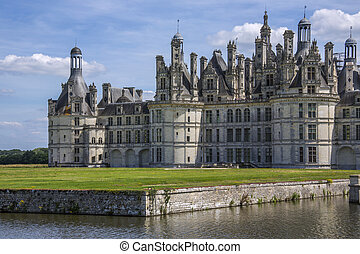Chateau Chambord - Liore Valley - France
