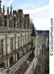 Chateau de Amboise. Loire. France