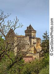 Chateau de Castelnaud, France