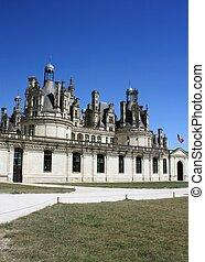 Chateau de Chambord. Loire. France