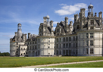 Chateau de Chambord - Loire Valley - France