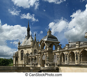 Chateau de Chantilly, France - Chateau de Chantilly (...