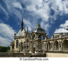 Chateau de Chantilly, France