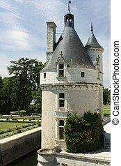Chateau de Chenonceau. Loire. France