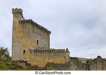 Chateau de Commarque, France