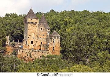 Chateau de Laussel, France