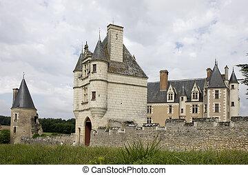 Chateau de Montpoupon, France