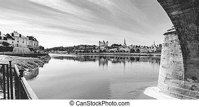 Chateau de Saumur, Loire Valley, Fr
