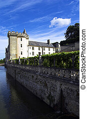 Chateau de Villandry, Loire, France