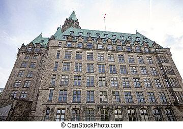 Chateau Laurier Hotel Ottawa
