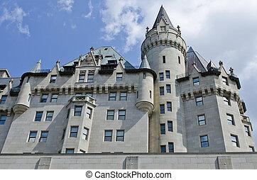 chateau, ottawa