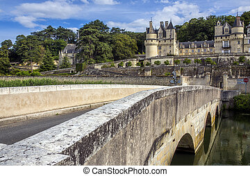 Chateau Usse - Loire Valley - France - The chateau of Usse...