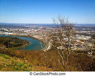 Chattanooga Tennessee Overview