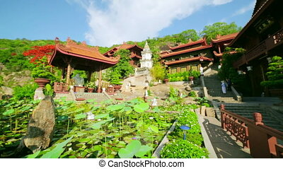 Chau Doc Temple, Vietnam