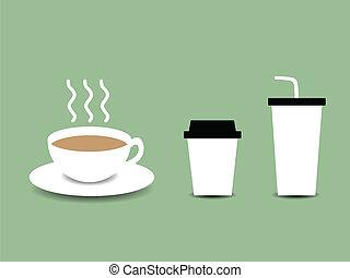 chaud, froid, café