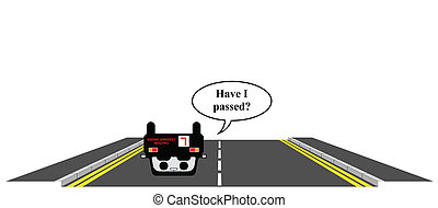 chauffeur, débutant