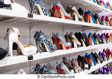 chaussures, fond