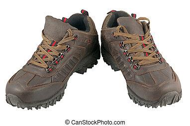 chaussures, randonnée