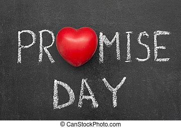 chb, promessa, dia
