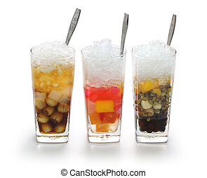 che, vietnamese cold sweet dessert - che is a vietnamese...