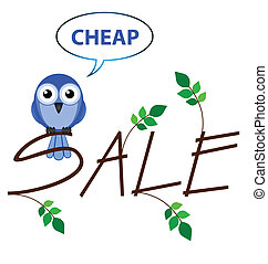 Cheap sale
