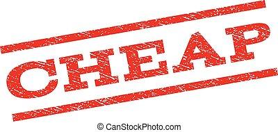 Cheap Watermark Stamp