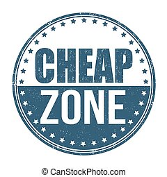 Cheap zone stamp