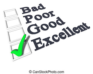 Check box score - the best Performance report check boxes...