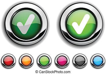 Check button.