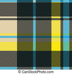 check fabric pattern design for your label