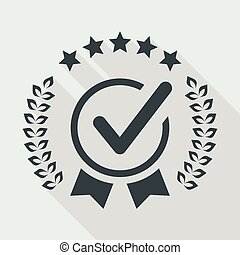 Check for five stars quality valute service