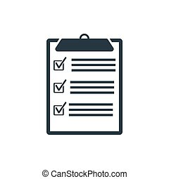 list - check list icon