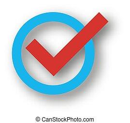 check mark symbol