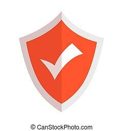 check symbol like icon vector illustration design