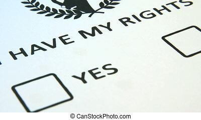 checkbox, formulaire, droits, remplissage, avoir, mon, dehors