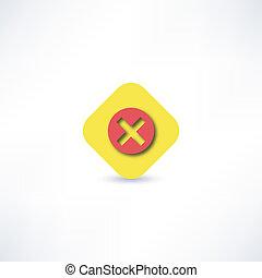 checkbox, icono