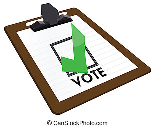 Checkbox Vote