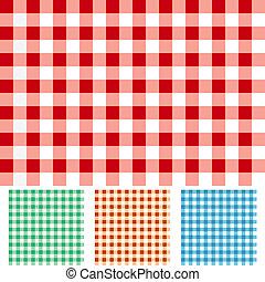 Checker Patterns
