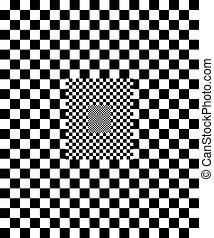checkerboard pattern 03