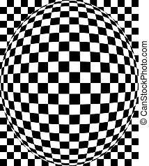 checkerboard pattern 08