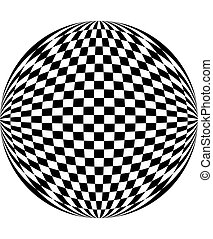 checkerboard pattern 12
