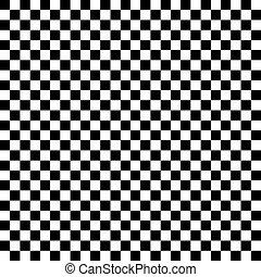 checkered, achtergrond