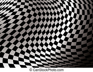 checkered background - checkered flag abstract background in...