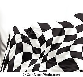 checkered flag background race flag design