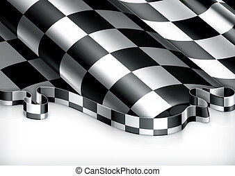 checkered, fundo
